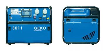 Электрогенератор Geko 3011 E – AА/HEBA SS