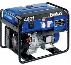 Электрогенератор Geko 4401 E-AA/HHBA