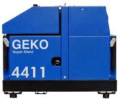 Бензогенератор Geko 4411 E-AА/HHBA SS