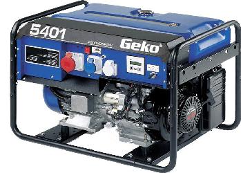 Электрогенератор Geko 5401 ED-AA/HHBA