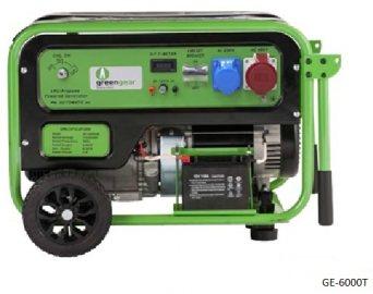Газовый генератор GE 6000T