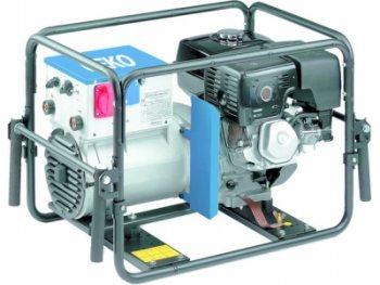 Электрогенератор  Geko 6401 EW-S/HHBA