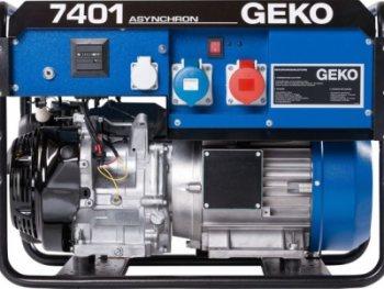 Электрогенератор Geko 7401 ED-AA/HЕBA