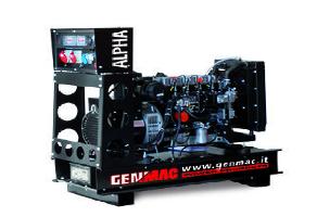 Дизельная электростанция ALPHA G40IO открытое исполнение