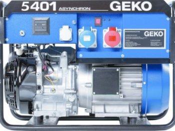 Электрогенератор Geko 5401 ED-AA/HЕBA