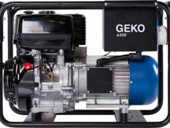 Электрогенератор Geko 6400 ED – AА/HEBA