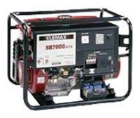 Электрогенератор ELEMAX SH7000ATS RAVS