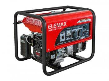 Электрогенератор Elemax SH 3200 ЕХ-R