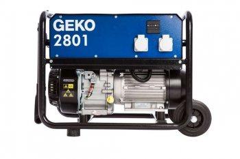 Электрогенератор Geko 2801 E-A/SHBA