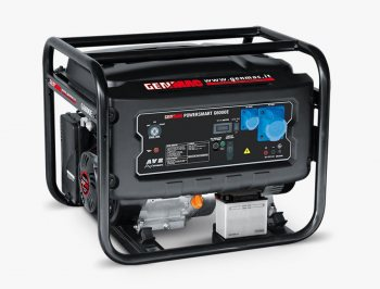Электрогенератор Genmac Powersmart G6000E