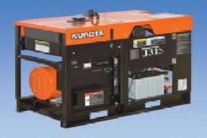 Электрогенератор дизельный Kubota J310