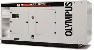 Дизельная электростанция OLYMPUS G500IS
