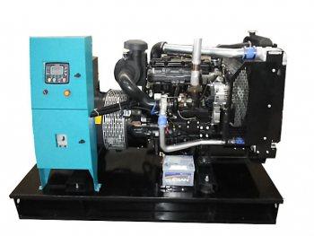 Дизельный электрогенератор ПК ГекоБел АД-120 (c двигателем RICARDO)