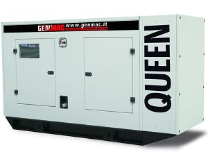Дизельная электростанция QUEEN G130DS