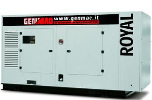 Дизельная электростанция ROYAL G300IS