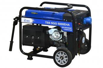 Электрогенератор TSS SGG 5000 ЕHA