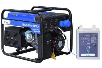 Электрогенератор TSS SGG 6000 ЕА с АВР