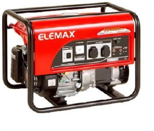 Электрогенератор Elemax SH 5300 ЕХ-R