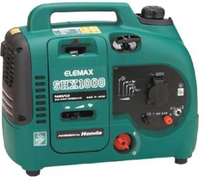 Электрогенератор Elemax SHX 1000-R